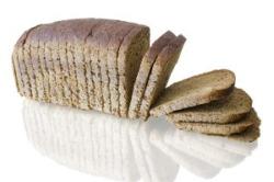 fiber rich bread