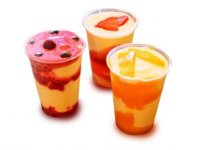 picture of fruit smoothies, foods rich in vitamin c
